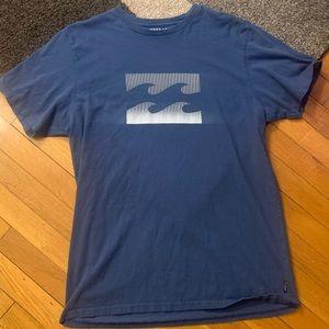 Billabong - Large - T-Shirt - Blue